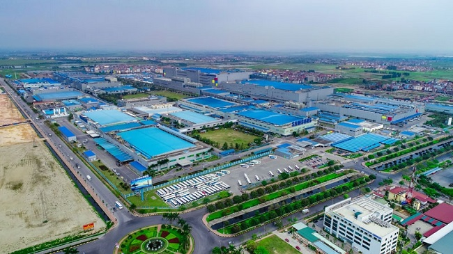 Bắc Ninh dẫn đầu cả nước về số khu công nghiệp mới trong quý I
