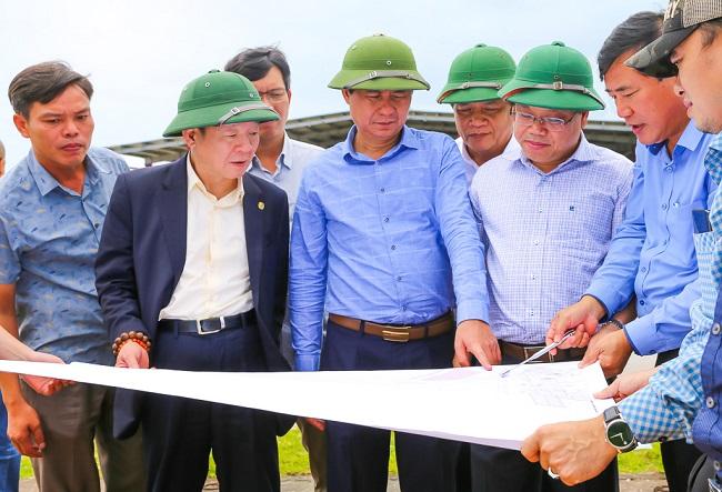 Quảng Trị và nhà đầu tư đặt mục tiêu khởi công sân bay vào tháng 9/2021 1