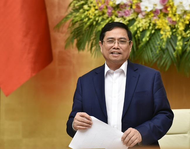 Thủ tướng Phạm Minh Chính: Phải bắt tay ngay vào công việc, xử lý những vấn đề tồn đọng kéo dài 3