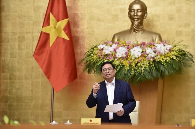 Thủ tướng Phạm Minh Chính: Phải bắt tay ngay vào công việc, xử lý những vấn đề tồn đọng kéo dài 1