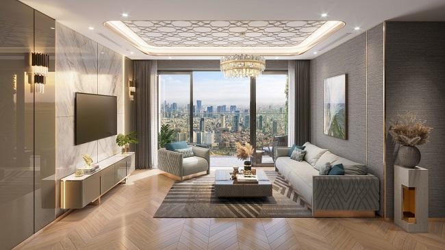 """Thiết kế không góc chết, giới nhà giàu bị """"hạ ngục"""" bởi căn hộ ở dự án này? 2"""