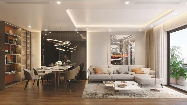 """Thiết kế không góc chết, giới nhà giàu bị """"hạ ngục"""" bởi căn hộ ở dự án này? 1"""