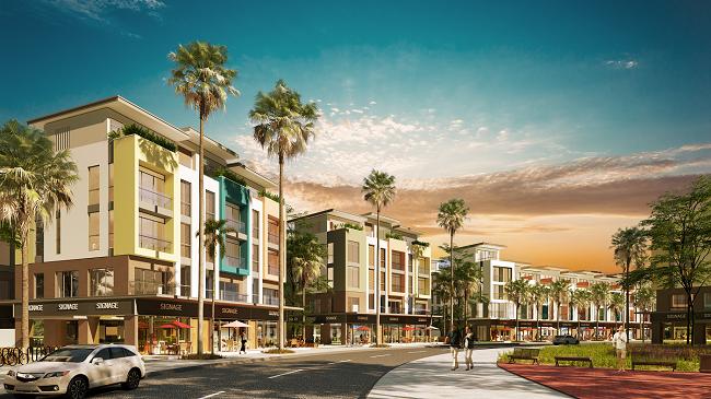 Meyhomes Capital Phú Quốc chính thức ra mắt Khu Olive 1