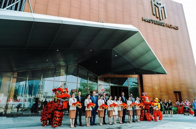 Masterise Homes ra mắt Grand Marina Gallery với tổng giá trị đầu tư 400 tỷ