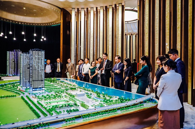 Masterise Homes ra mắt Grand Marina Gallery với tổng giá trị đầu tư 400 tỷ 3
