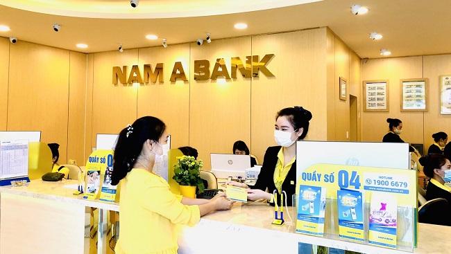 Nam A Bank đưa vào hoạt động chi nhánh Thừa Thiên Huế