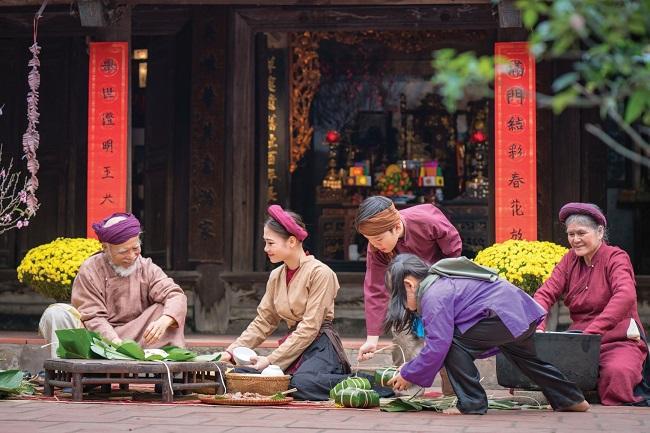Sunshine Heritage - Giữ nếp nhà truyền thống trong không gian sống thấm đẫm tinh thần di sản