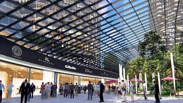 Hà Nội sắp có đại trung tâm thương mại quốc tế lần đầu tiên xuất hiện tại Việt Nam 2