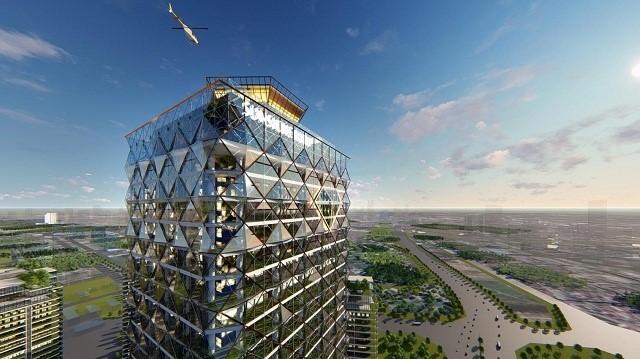 Hà Nội sắp có đại trung tâm thương mại quốc tế lần đầu tiên xuất hiện tại Việt Nam 6