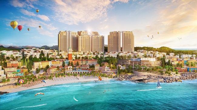Cao ốc bên bờ biển – Dấu ấn đưa TP. Phú Quốc bước vào cuộc đua đô thị thịnh vượng 1