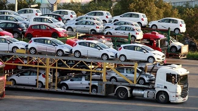 Nhập khẩu ô tô nguyên chiếc từ Trung Quốc tăng đột biến