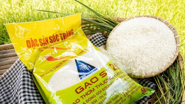 'Cánh cửa' vào các thị trường lớn hẹp dần với thương hiệu gạo Việt