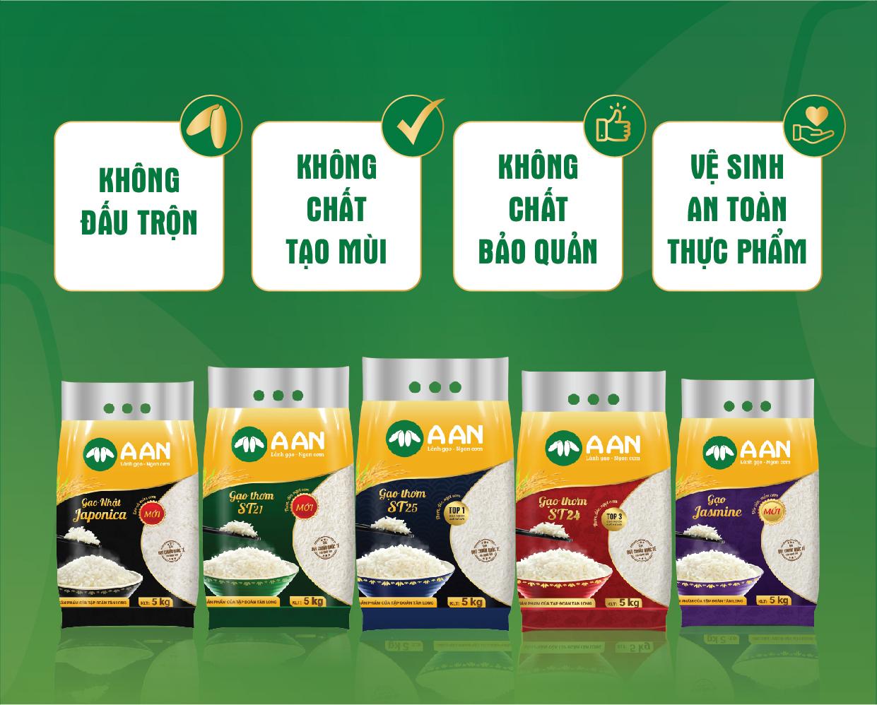 Làm gạo sạch, gạo ngon cho người tiêu dùng Việt 1