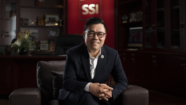Chủ tịch SSI chia sẻ kinh nghiệm thương trường