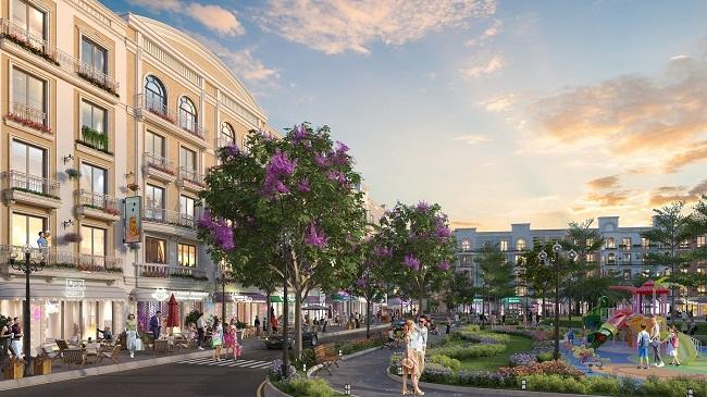Giải mã 4 phân khu ra mắt đầu tiên tại đại đô thị Sun Grand Boulevard Sầm Sơn 1
