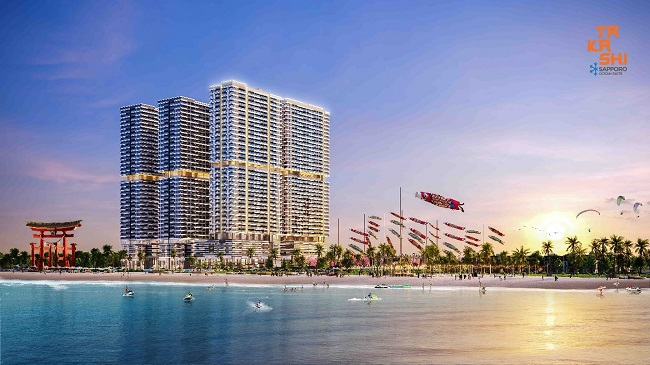 Nhật Bản dẫn đầu dòng vốn đầu tư vào bất động sản Việt Nam 1