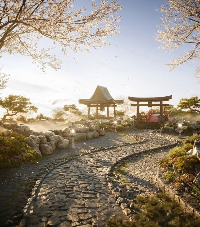 """Cận cảnh tổ hợp onsen 1.000 tỷ trong Ecopark, phát triển bởi 3 """"ông lớn"""" Nhật Bản 4"""