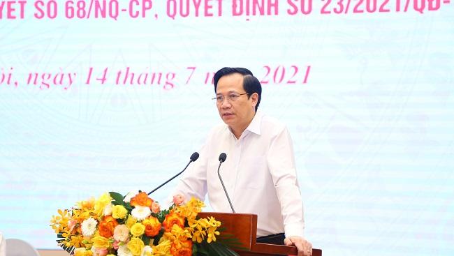 Tiến độ triển khai gói hỗ trợ 26.000 tỷ đồng tại các tỉnh thành