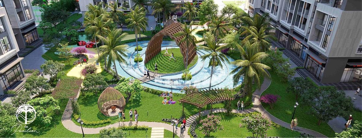 Ra mắt dự án The Ocean View - Đô thị nghỉ dưỡng trong lòng Vinhomes Ocean Park 1