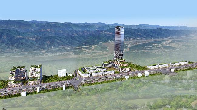 T&T Group khởi công xây dựng tòa tháp cao nhất khu vực Tây Bắc 1