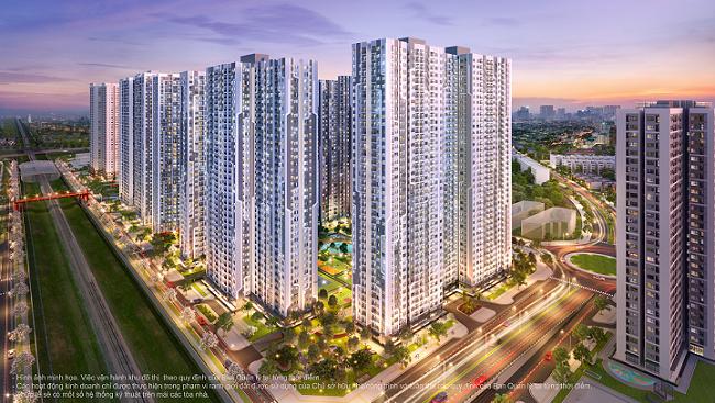Vinhomes ra mắt phân khu Miami giữa đại đô thị quốc tế phía Tây Thủ đô
