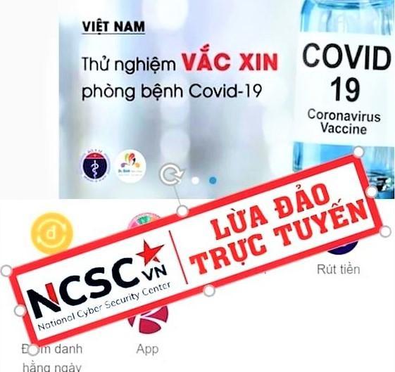 Bộ Y tế cảnh báo thủ đoạn lợi dụng Covid-19 giả mạo các tổ chức y tế