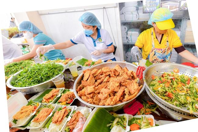 Bữa cơm yêu thương - Chia sẻ để gần nhau hơn 4