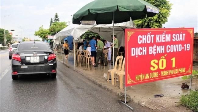 Tình hình giãn cách tại Hà Nội và 19 tỉnh thành phía Nam 3