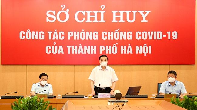 Tình hình giãn cách tại Hà Nội và 19 tỉnh thành phía Nam