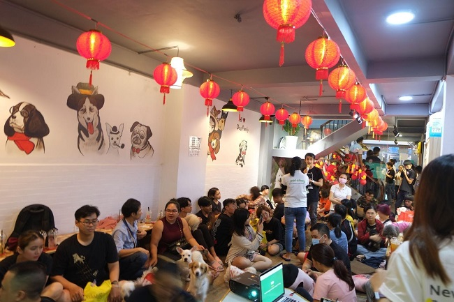Pety - Startup đi tìm vị trí của thú cưng trong lòng người Việt 2