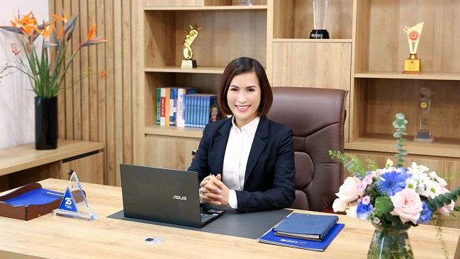 Bà Bùi Thị Thanh Hương được bầu làm Chủ tịch HĐQT ngân hàng NCB