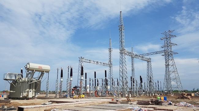 """Tập đoàn Kosy đẩy nhanh tiến độ thi công nhà máy Điện gió Kosy Bạc Liêu trước """"giờ G"""" 5"""