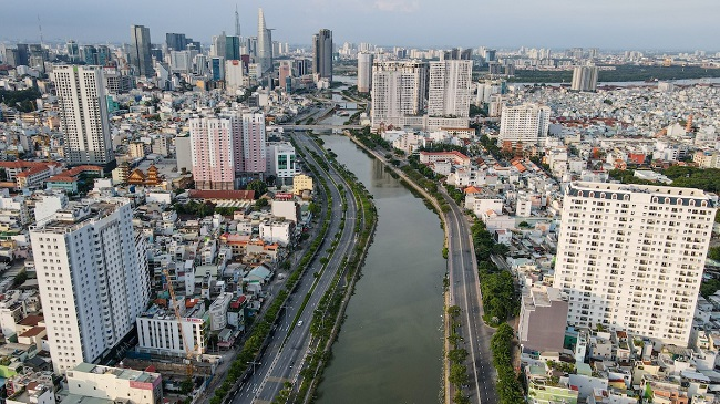 Sức hút của dự án căn hộ an cư khu Tây Sài Gòn