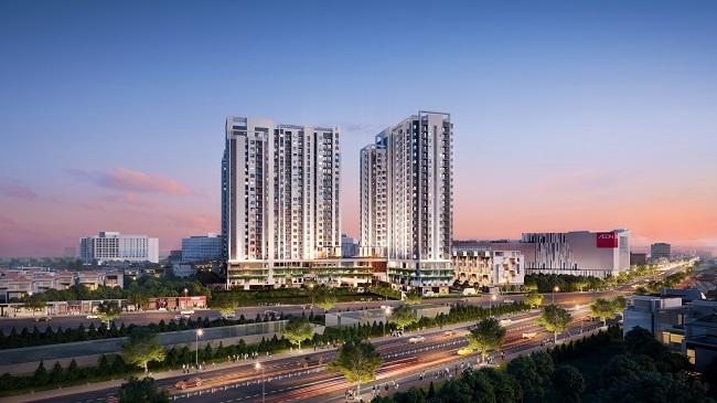 Sức hút của dự án căn hộ an cư khu Tây Sài Gòn 2