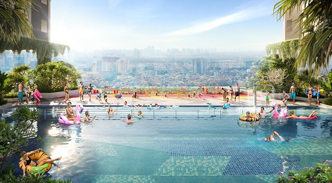 Moonlight Centre Point – Điểm sáng an cư và đầu tư tại Tây Sài Gòn 1