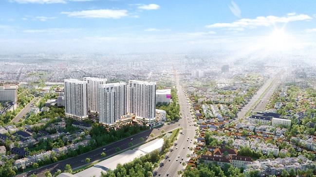 Moonlight Centre Point – Điểm sáng an cư và đầu tư tại Tây Sài Gòn 2