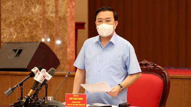 Hà Nội bỏ áp dụng giấy đi đường từ ngày 21/9