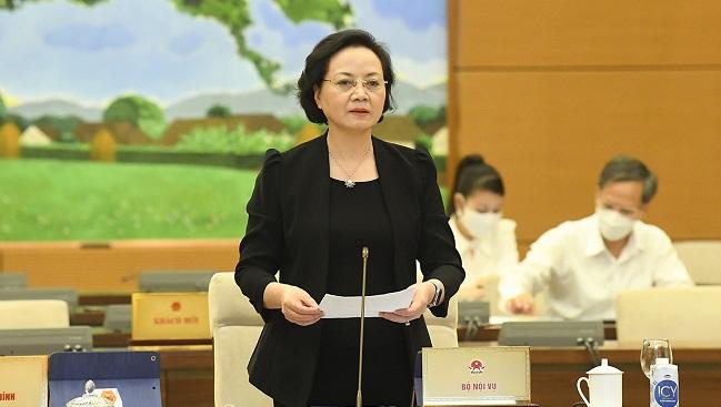 Từ Sơn thuộc tỉnh Bắc Ninh chính thức lên thành phố từ ngày 1/11