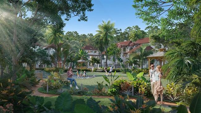 Sun Tropical Village: Thiết lập kỷ lục mùa dịch