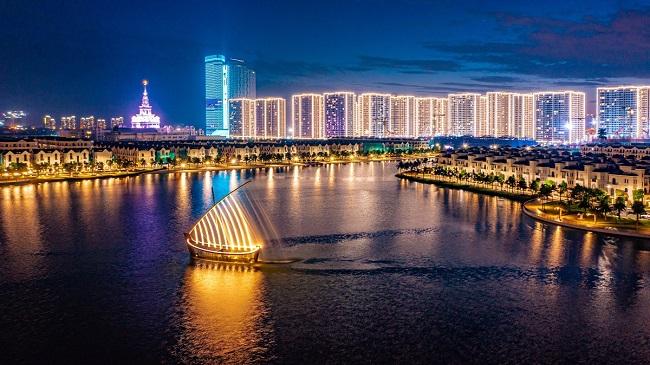 """Những cây cầu nối bờ vui của Hà Nội """"cổ kính"""" với """"Quận Ocean"""" 1"""
