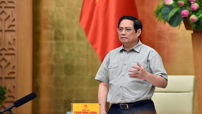 Thủ tướng đưa ra loạt yêu cầu để chuyển trạng thái chống dịch