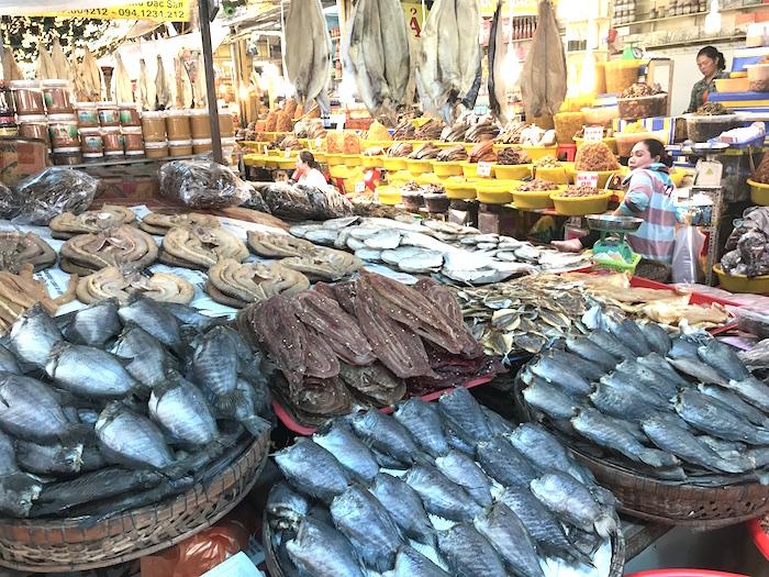 Lạc lối trong vương quốc của mắm và cá khô ở miền Tây mùa nước nổi 7