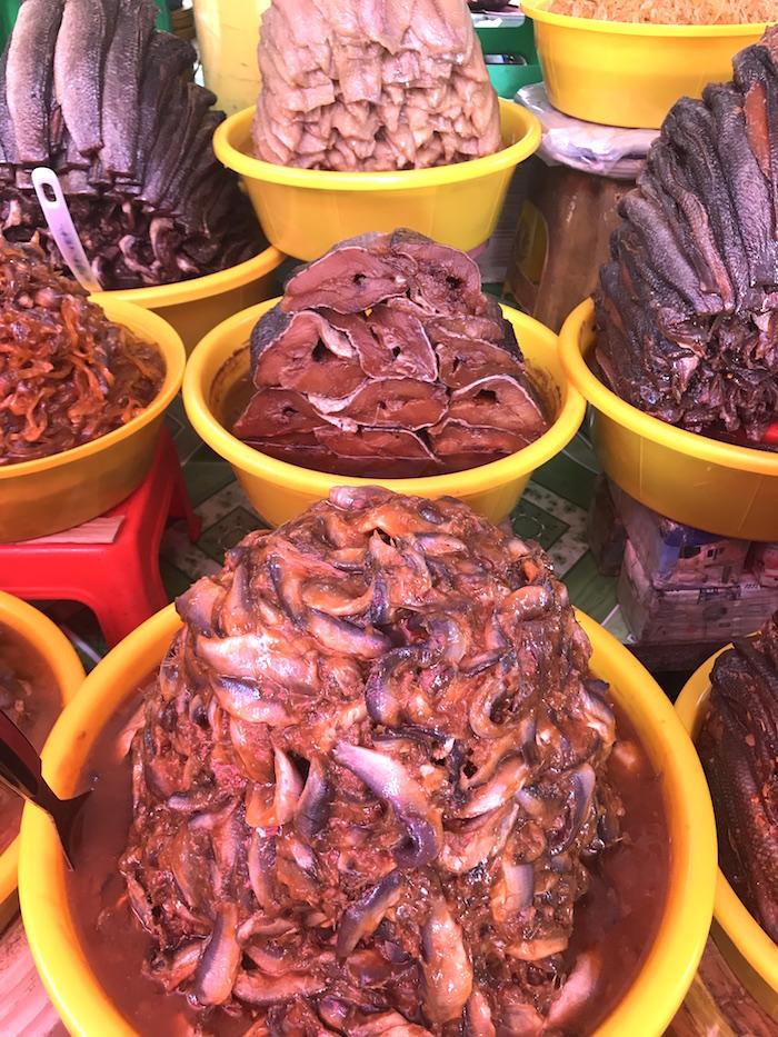 Lạc lối trong vương quốc của mắm và cá khô ở miền Tây mùa nước nổi 12