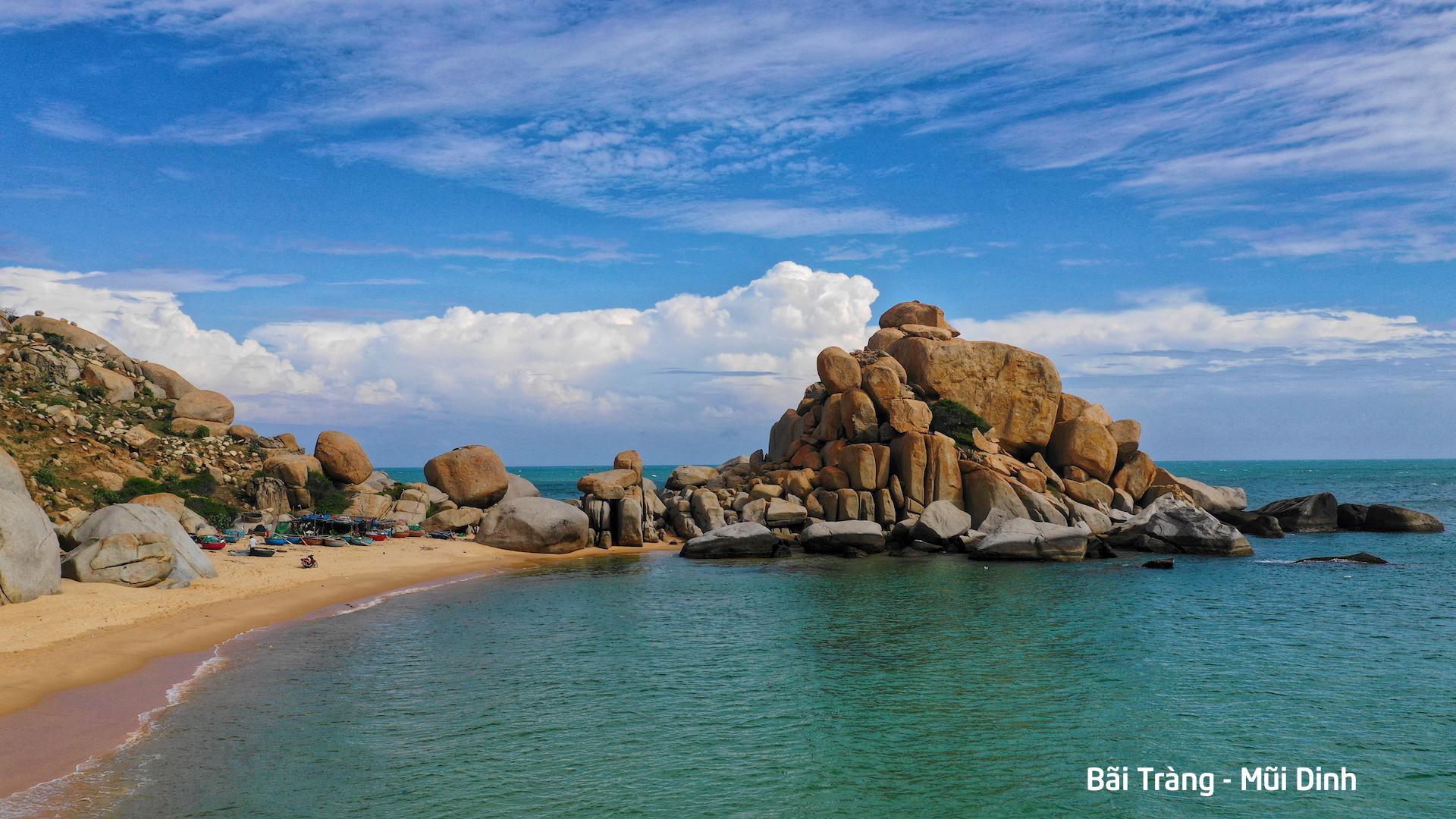 Ninh Thuận đẹp quên lối về 11