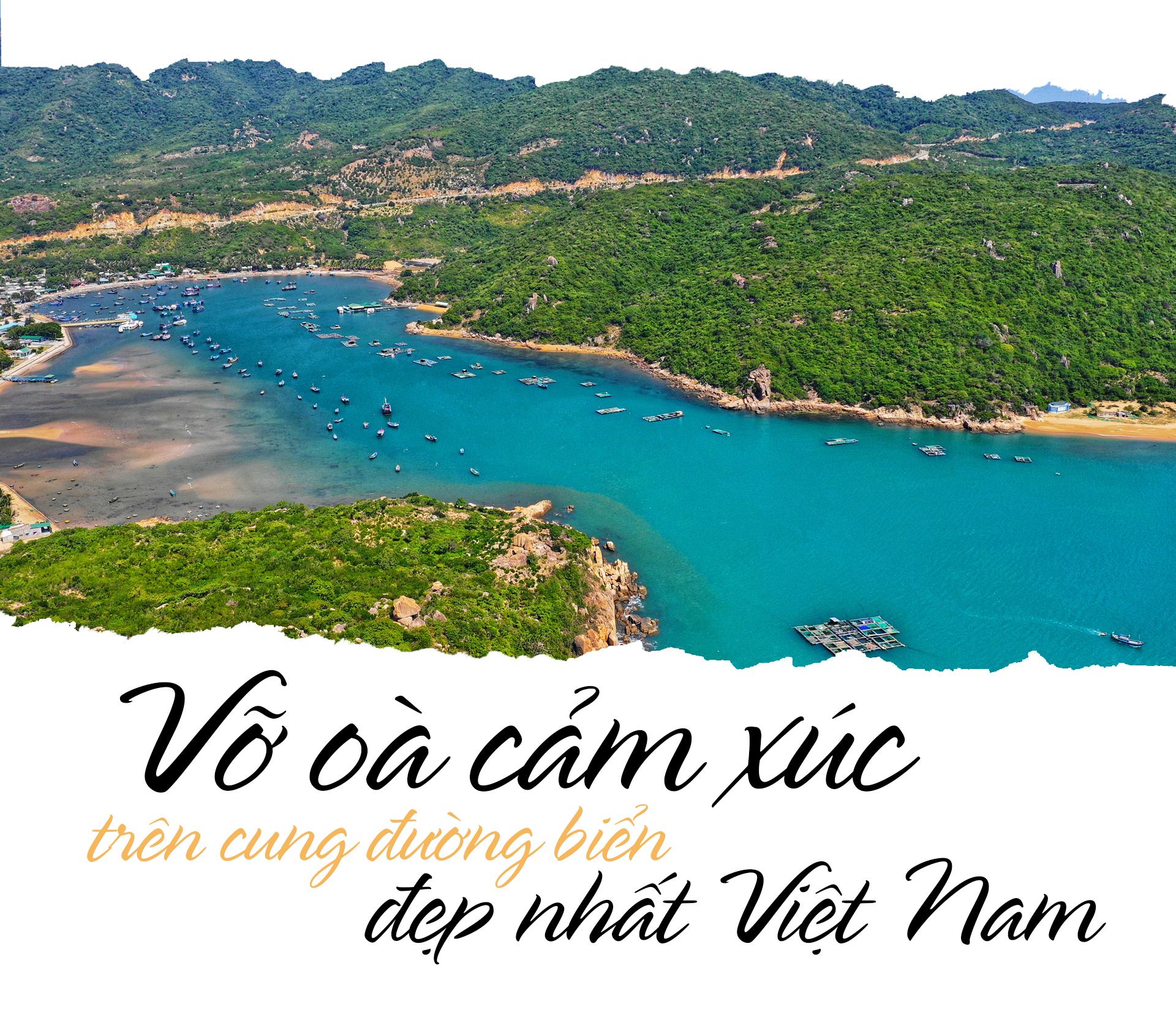 Ninh Thuận đẹp quên lối về 1
