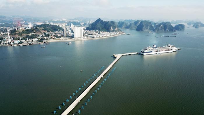 Cận cảnh 3 dự án giao thông trọng điểm của Quảng Ninh trước ngày khai trương 10