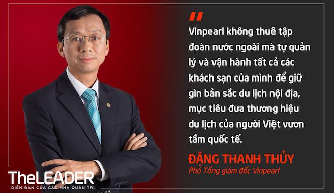 Tái cấu trúc thương hiệu khách sạn lớn nhất Việt Nam để vươn tầm quốc tế