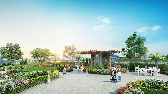 Vườn trên cao: Xu hướng kiến trúc đô thị 1