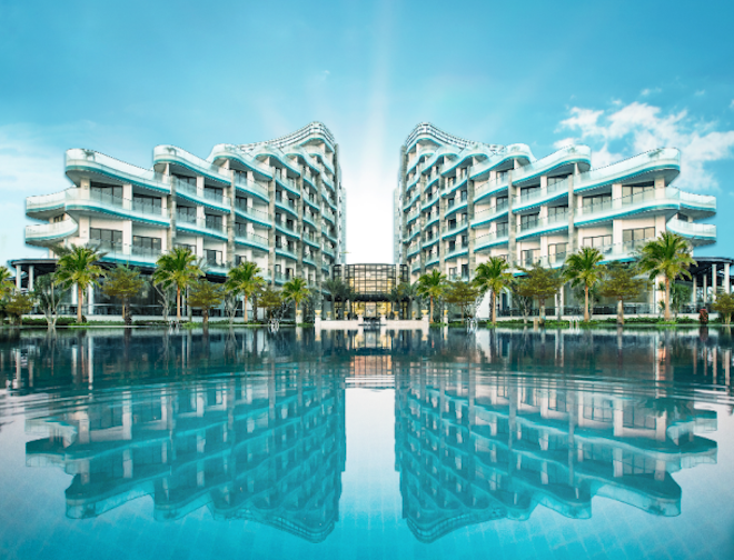 Tái cấu trúc thương hiệu khách sạn lớn nhất Việt Nam 2