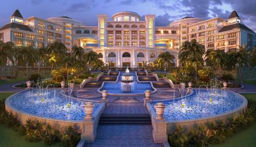 Tái cấu trúc thương hiệu khách sạn lớn nhất Việt Nam 1